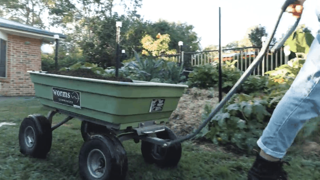 Compost Wagon