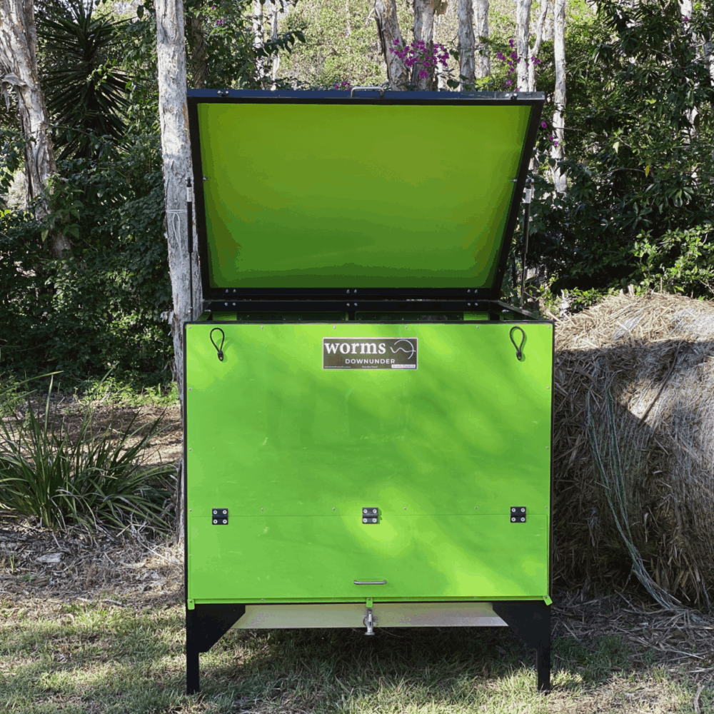 Commercial Green Worm Bin