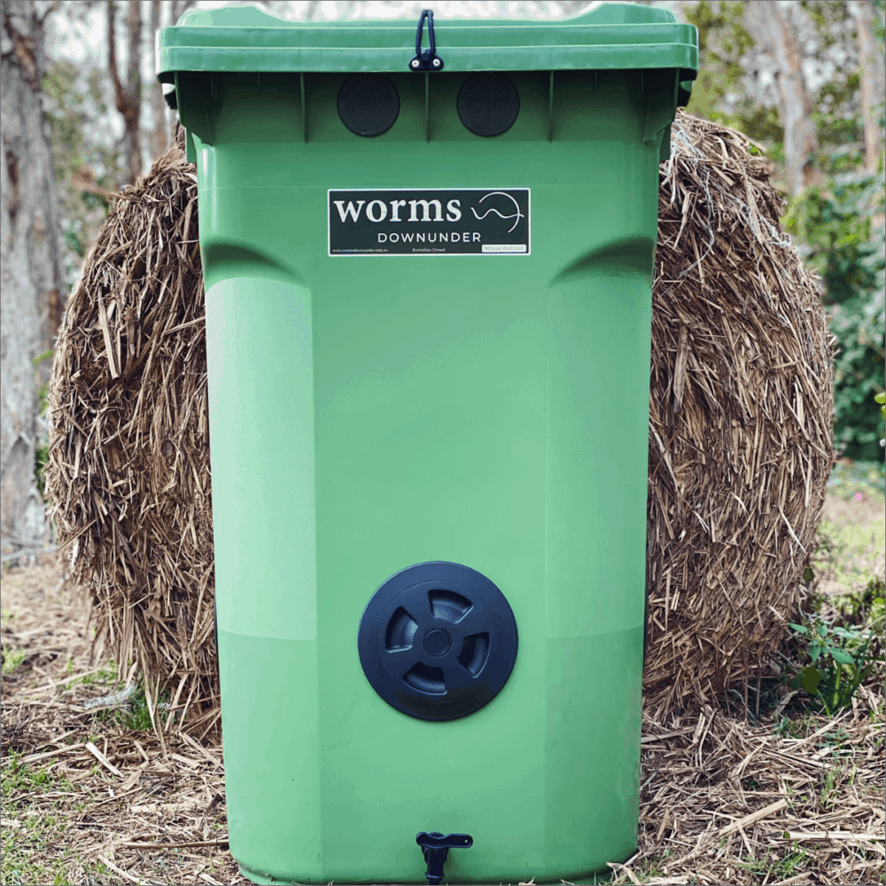 Worms Downunder Australian Worm Farms Habitats And Vermicomposting Experts. 360l Nature Green