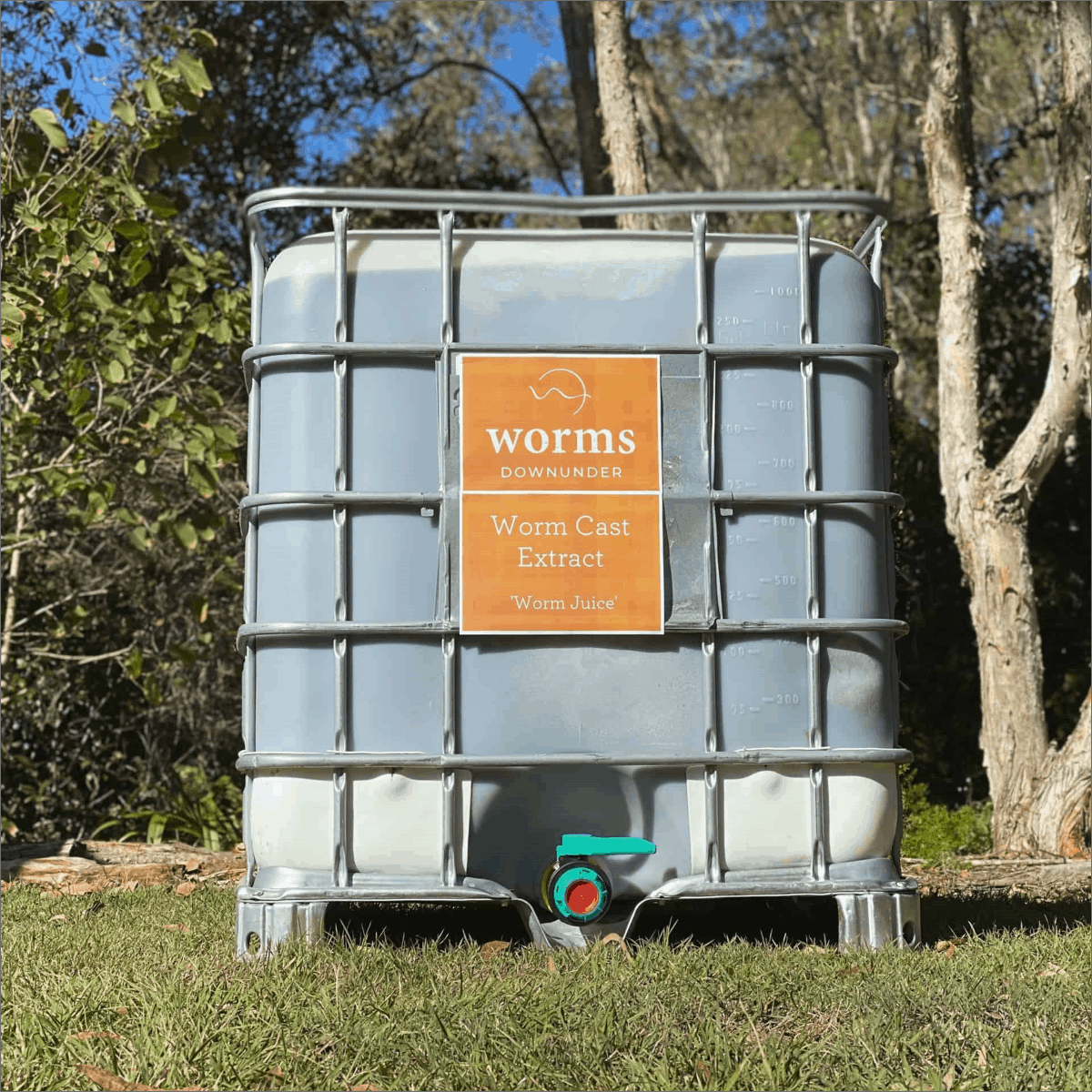 Worms Downunder Australian Worm Farms Habitats And Vermicomposting Experts. Commercial Worm Cast Extract