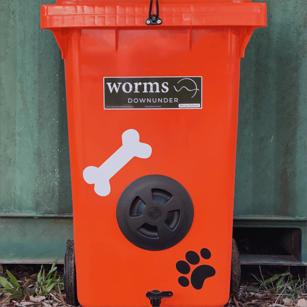 Worms Downunder Australian Worm Farms Habitats And Vermicomposting Experts. Worm Farms For Dog Waste