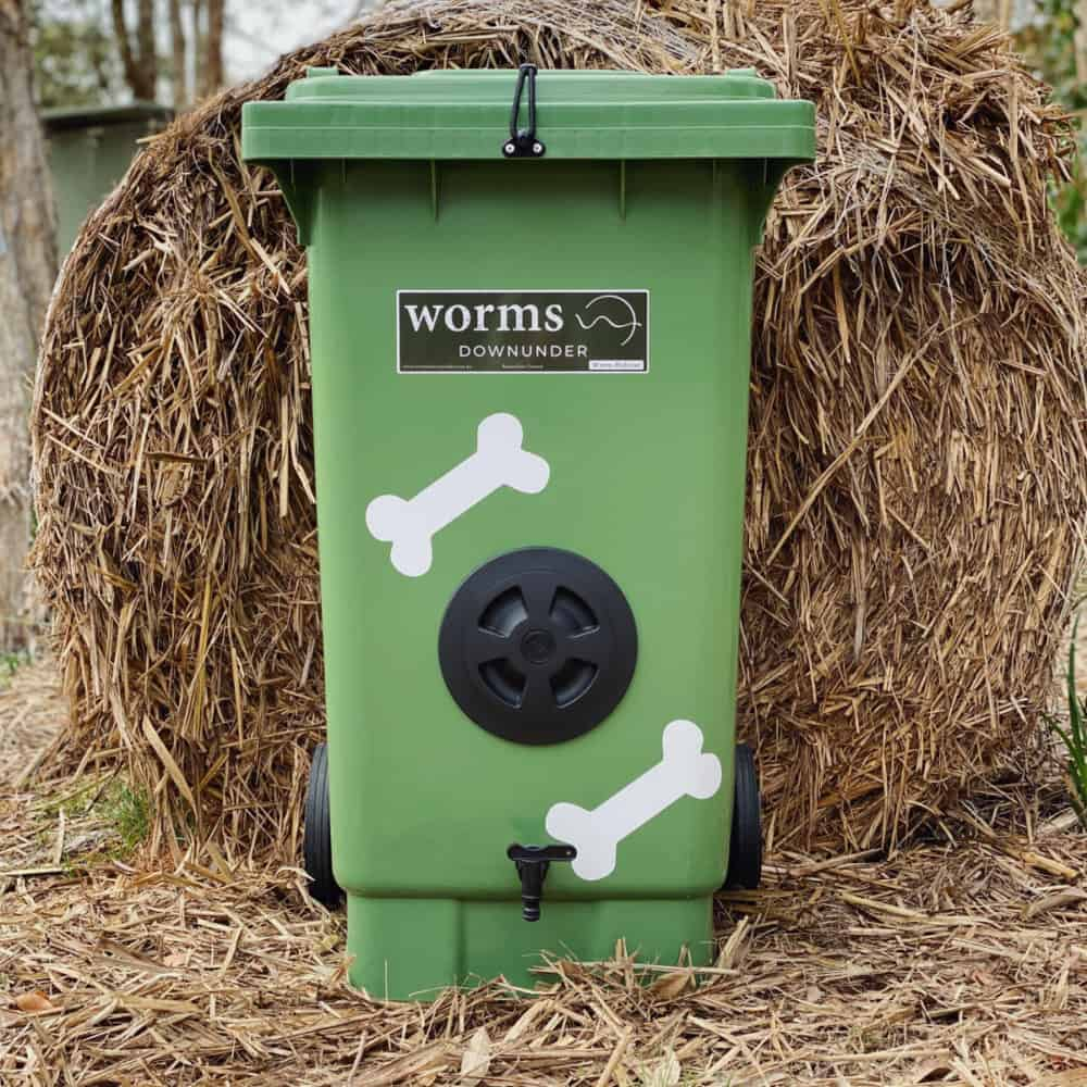 Worm Farm For Dogs Nature Green